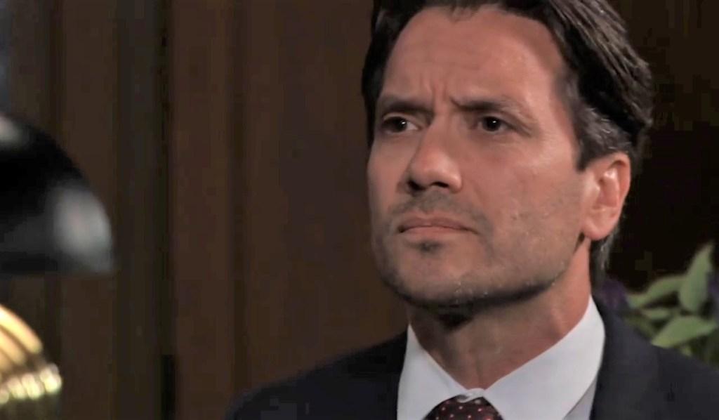 Jason tells Dante Sonny is alive at Corinthos house General Hospital
