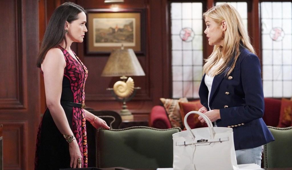 Quinn, Shauna talk B&B