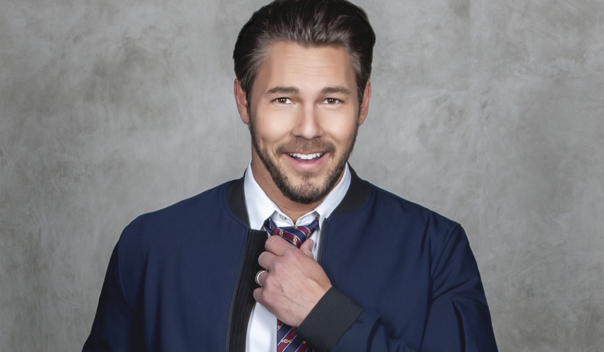 liam gallery Scott Clifton of the CBS series THE BOLD AND THE BEAUTIFUL, Weekdays (1:30-2:00 PM, ET; 12:30-1:00 PM, PT) on the CBS Television Network. Photo: Gilles Toucas/CBS 2020 CBS Broadcasting, Inc. All Rights Reserved.