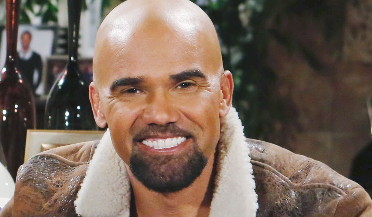 Shemar Moore tribute to mother Y&R