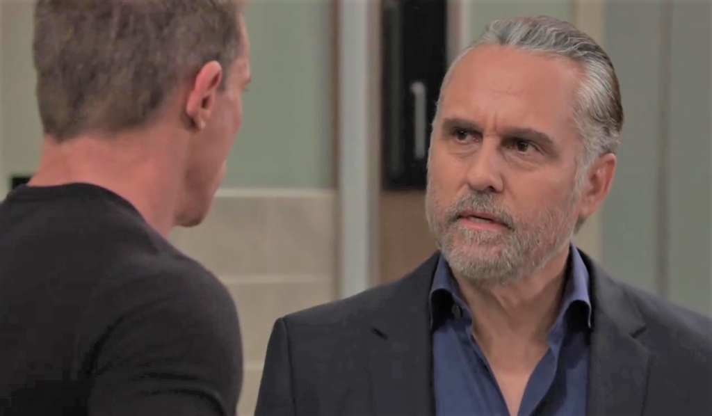 Jason takes Sonny to get checked out at General Hospital