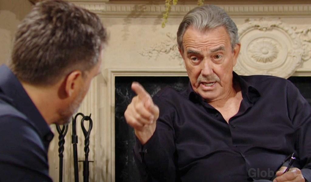 Victor instructs Nick Y&R