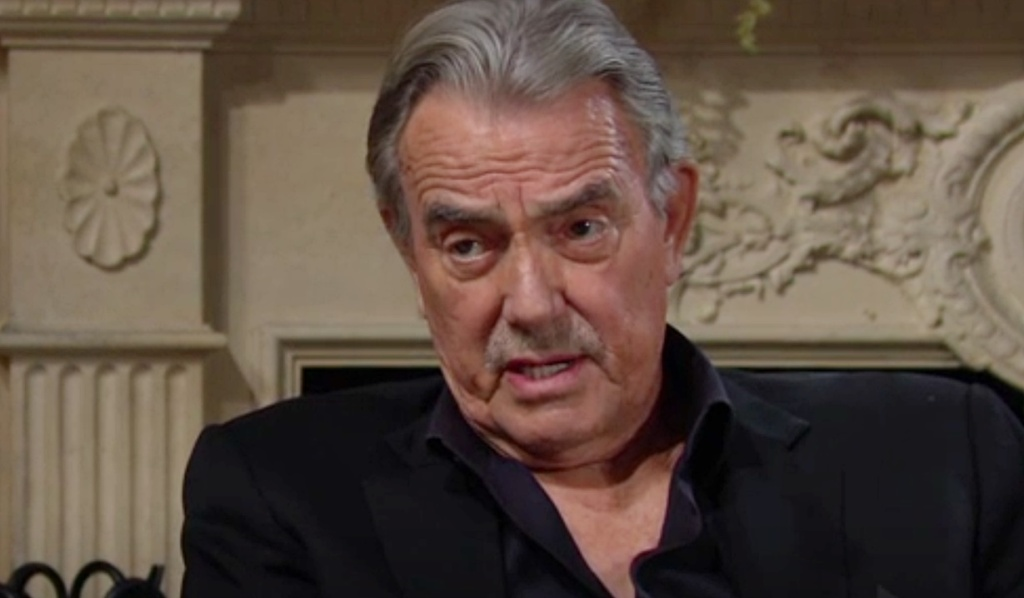 Victor weighs in Y&R