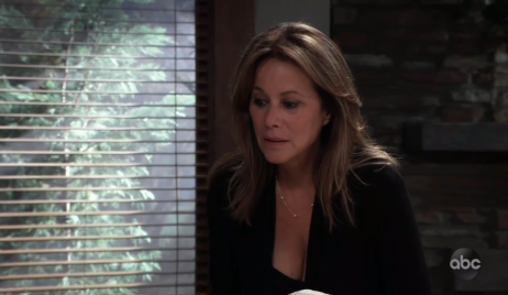 Alexis is devastated over Neil on General Hospital