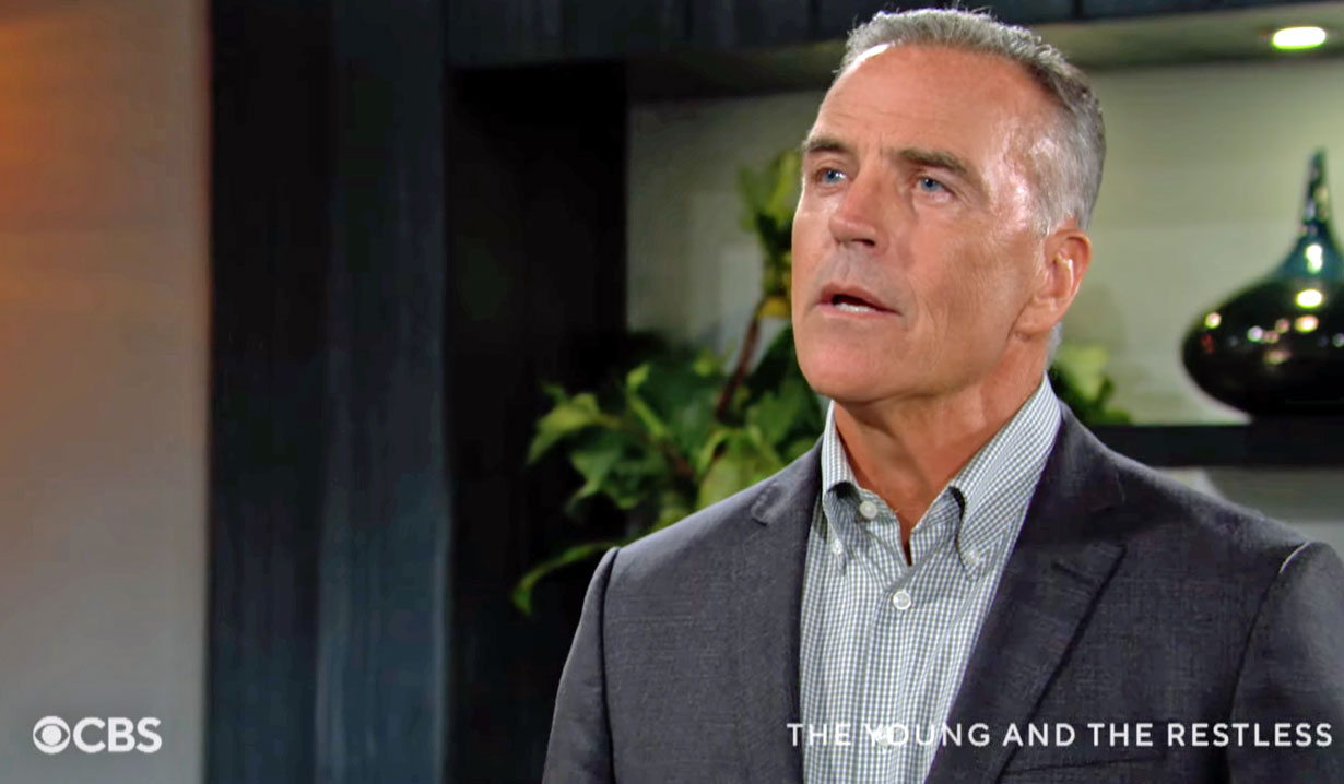 Ashland Warns Billy not to make an Enemy of Him CBS YR