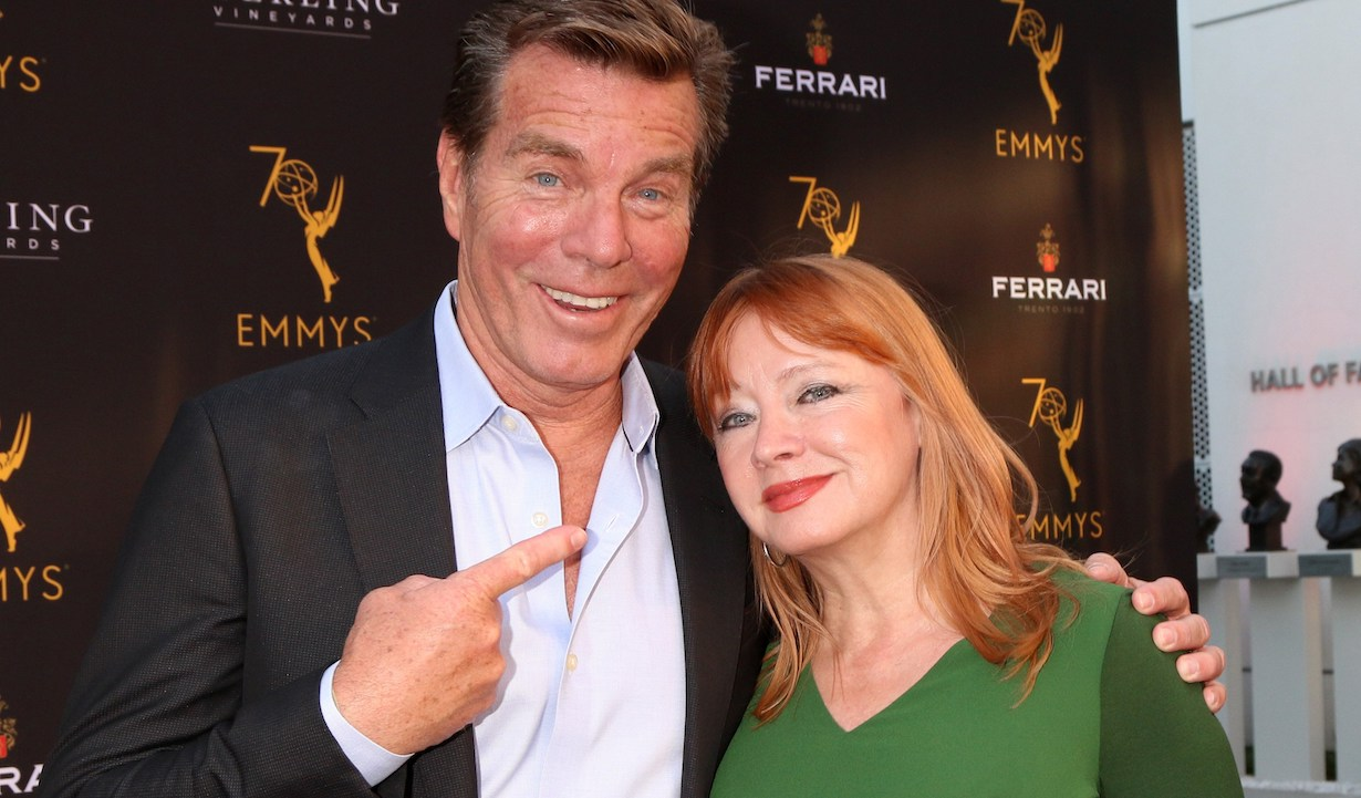 Peter Bergman, Andrea Evans at arrivals for Daytime Programming Peer Group Celebration - Part 2, Saban Media Center at the Television Academy, North Hollywood, CA August 22, 2018. Photo By: Priscilla Grant/Everett Collection