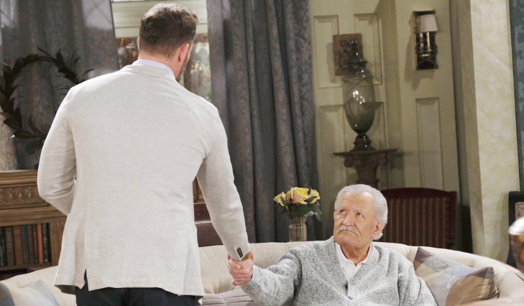 Victor agrees to Brady's plan on Days of our Lives