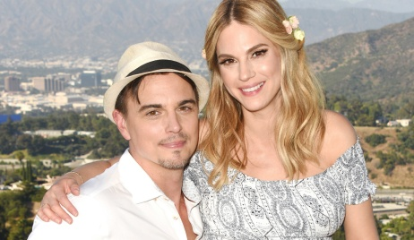 Darin Brooks, Kelly Kruger Kelly Krugers Baby Shower at a Private Residence in Los Angeles, California on July 13, 2019© Jill Johnson/jpistudios.com310-657-9661