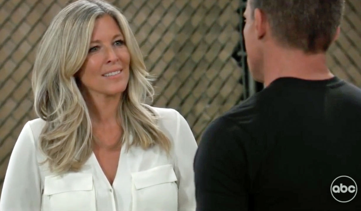 Carly admits she's falling for Jason GH