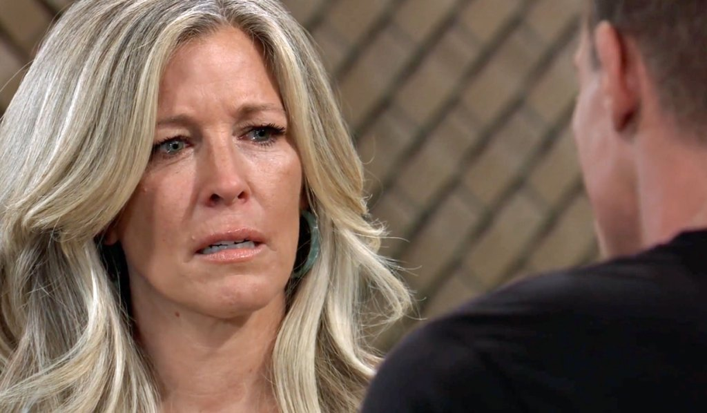 Carly wedding day doubts GH