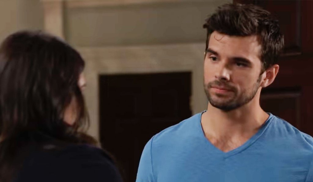 Chase has to leave GH