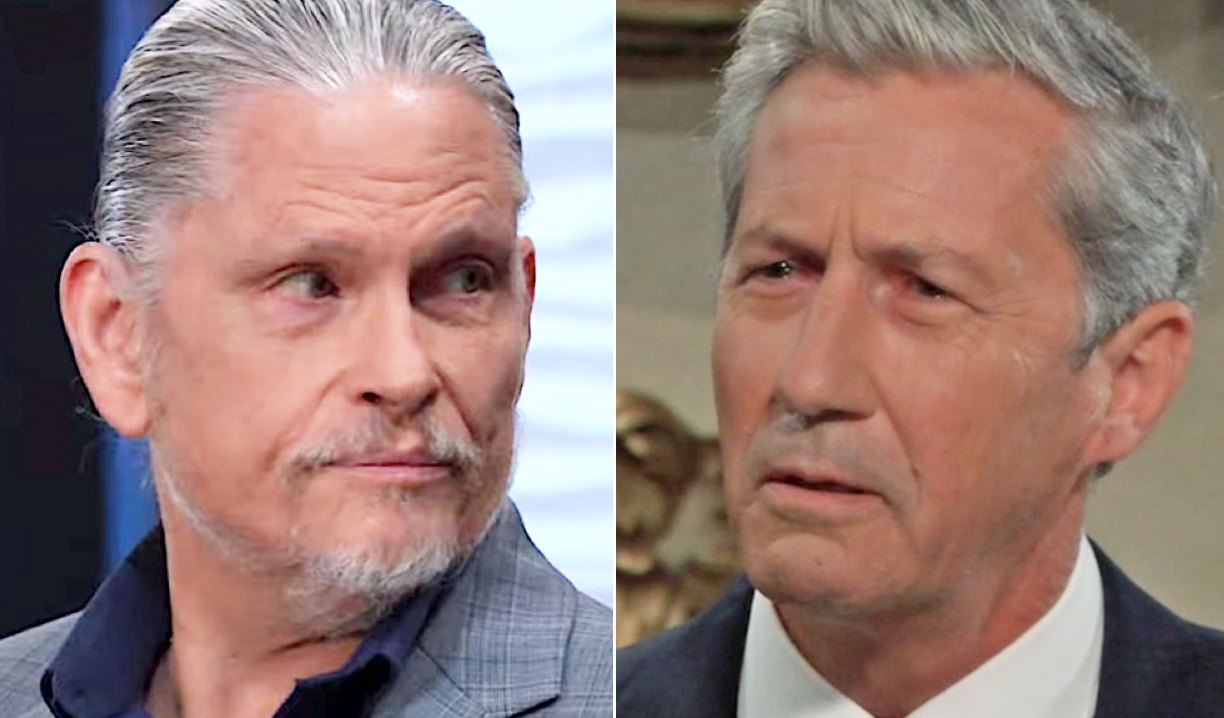 Cyrus and Victor return GH