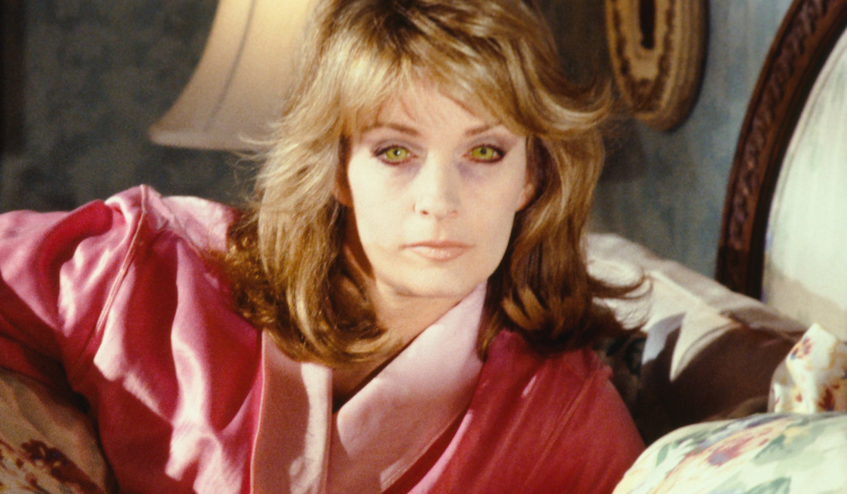 """DAYS OF OUR LIVES -- """"Marlena's Exorcism"""" -- Pictured: Deidre Hall as Marlena Evans -- (Photo by: Gary Null/NBC/NBCU Photo Bank)"""