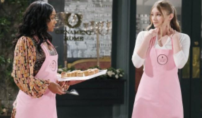 days chanel allie bakery opening JJ