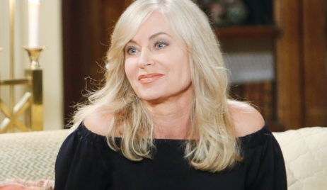 """Eileen Davidson""""The Young and the Restless"""" Set CBS television CityLos Angeles10/01/20© Howard Wise/jpistudios.com310-657-9661Episode # 11979U.S. Airdate 10/29/20"""