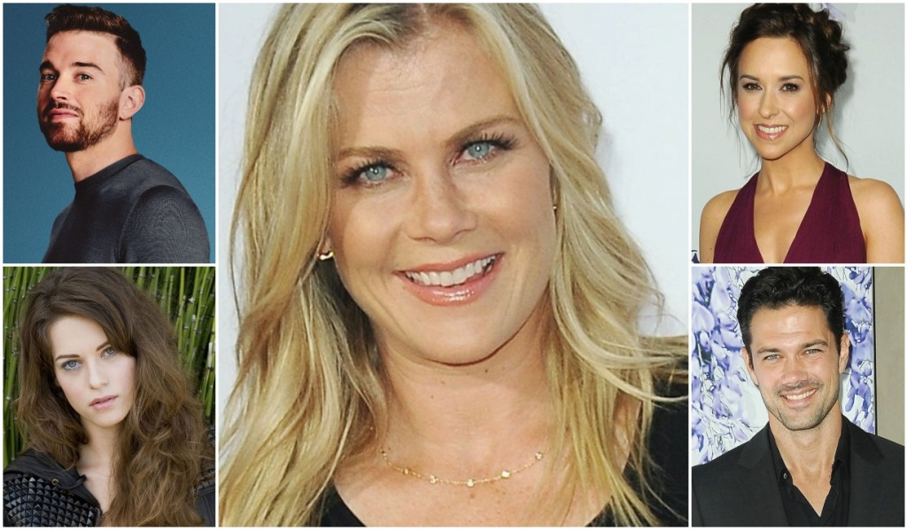 Hallmark's Countdown to Christmas Actors and Movies 2021