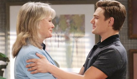 Johnny goes to Marlena for help days