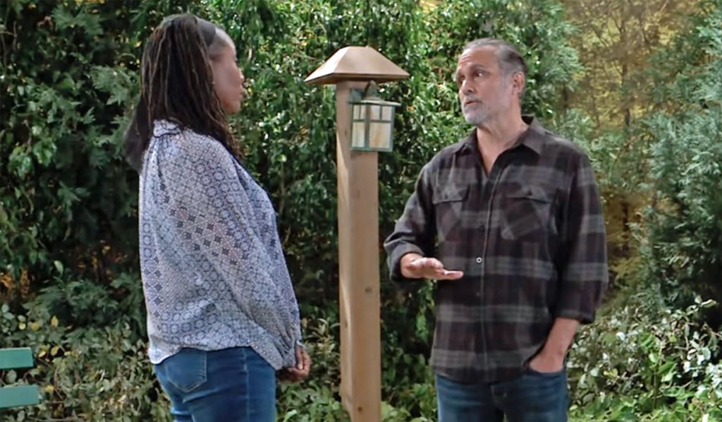 Mike agrees to give Nina time GH