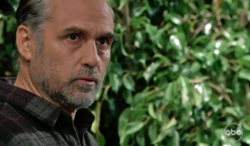 Mike thinks about the truth GH