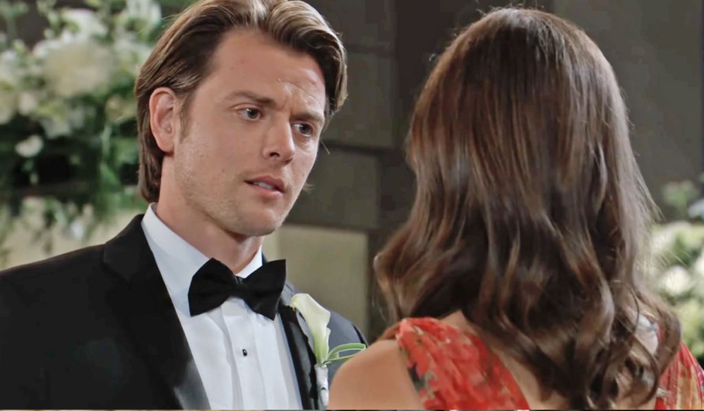 Michael and Willow discuss future GH