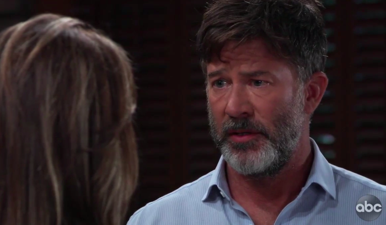 Neil and Alexis reunite on General Hospital