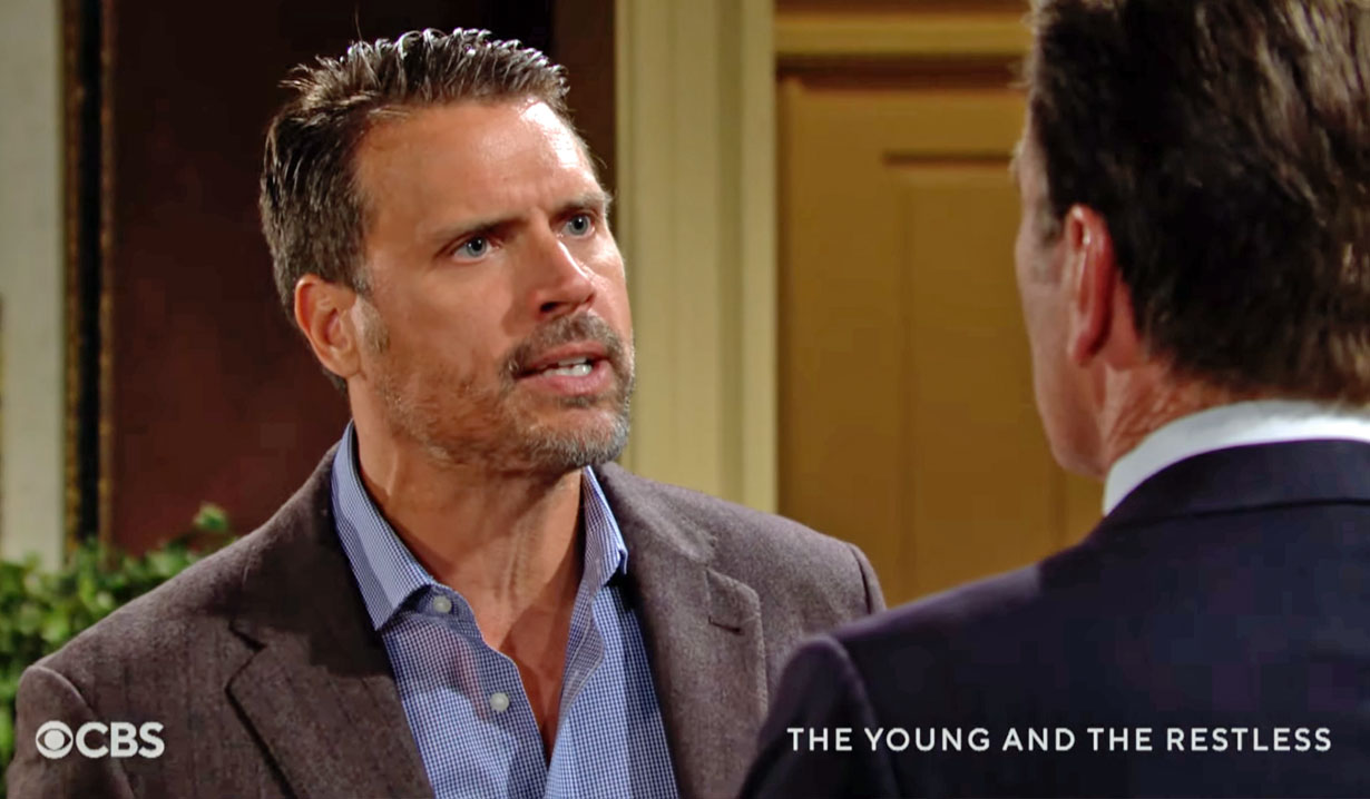 Nick confronts Jack YR CBS