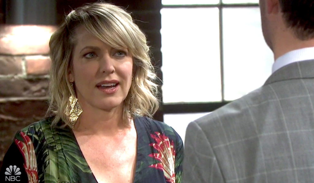 Nicole balks at EJ's request on Days of Our Lives