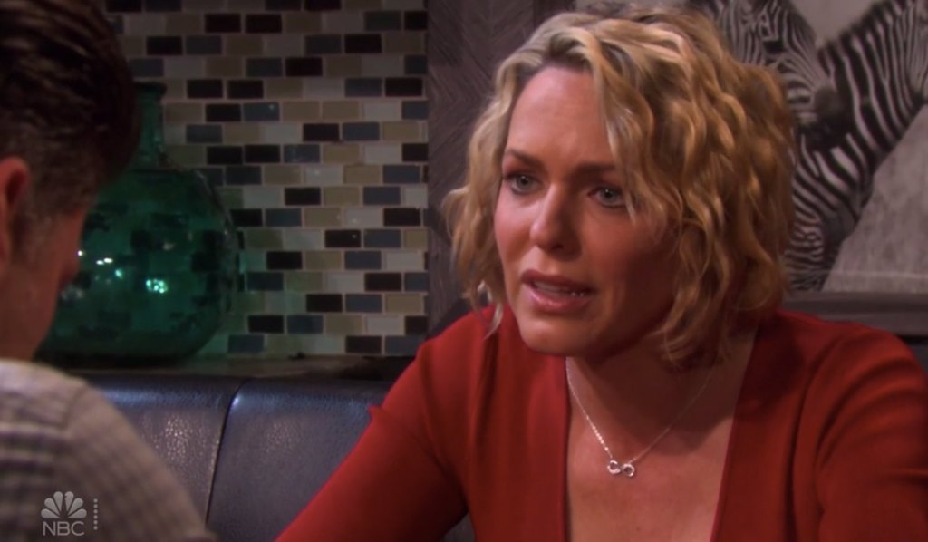 Nicole urges Eric to go to Africa on Days of our Lives