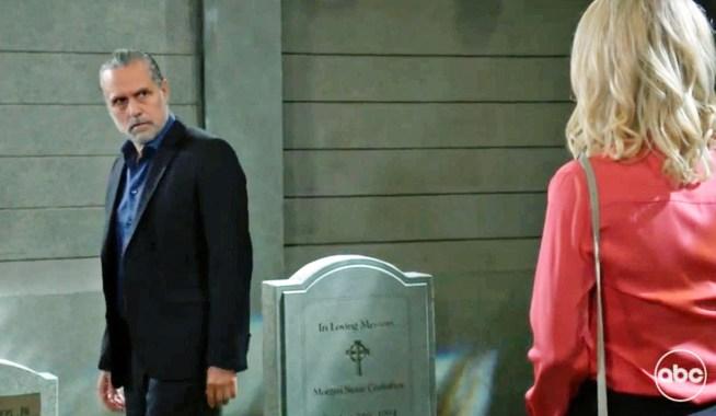Nina Sonny at Grave GH