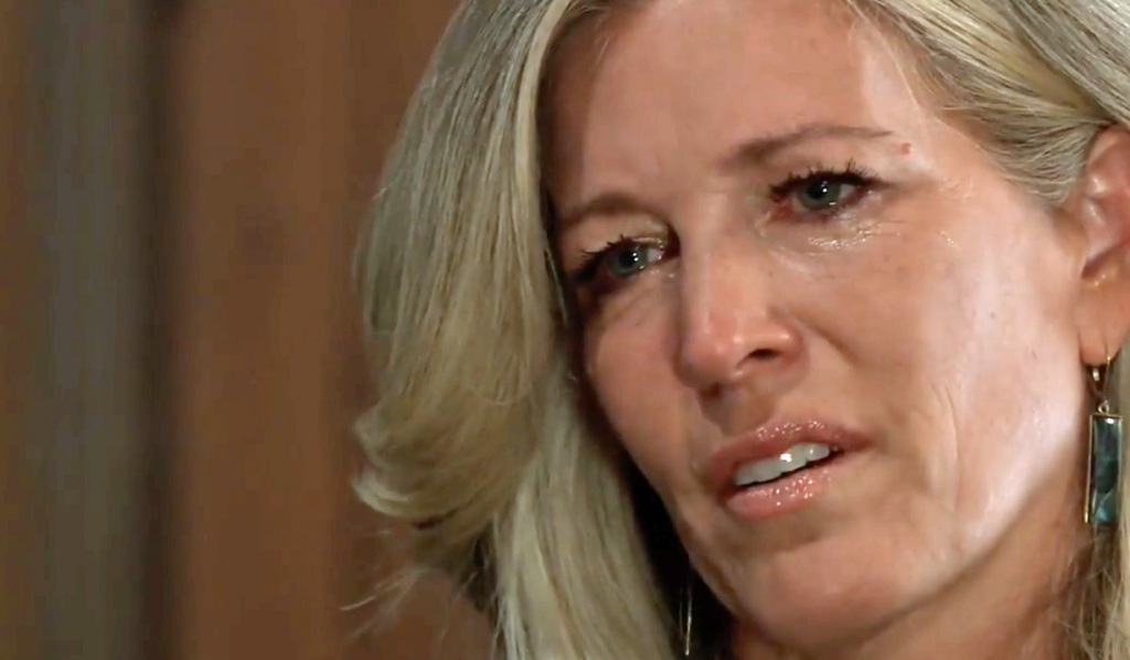 Carly is worried about Sonny GH