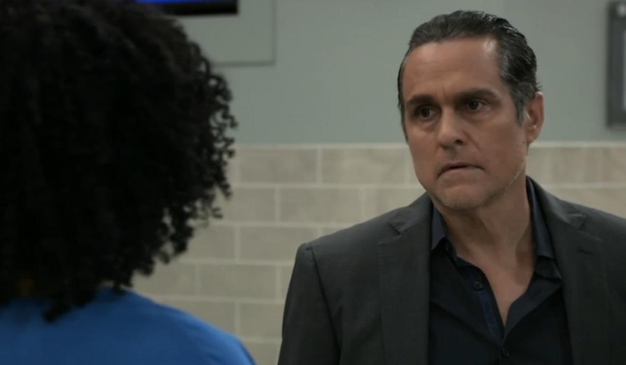 Deanna Has Bad News for Sonny on General Hospital