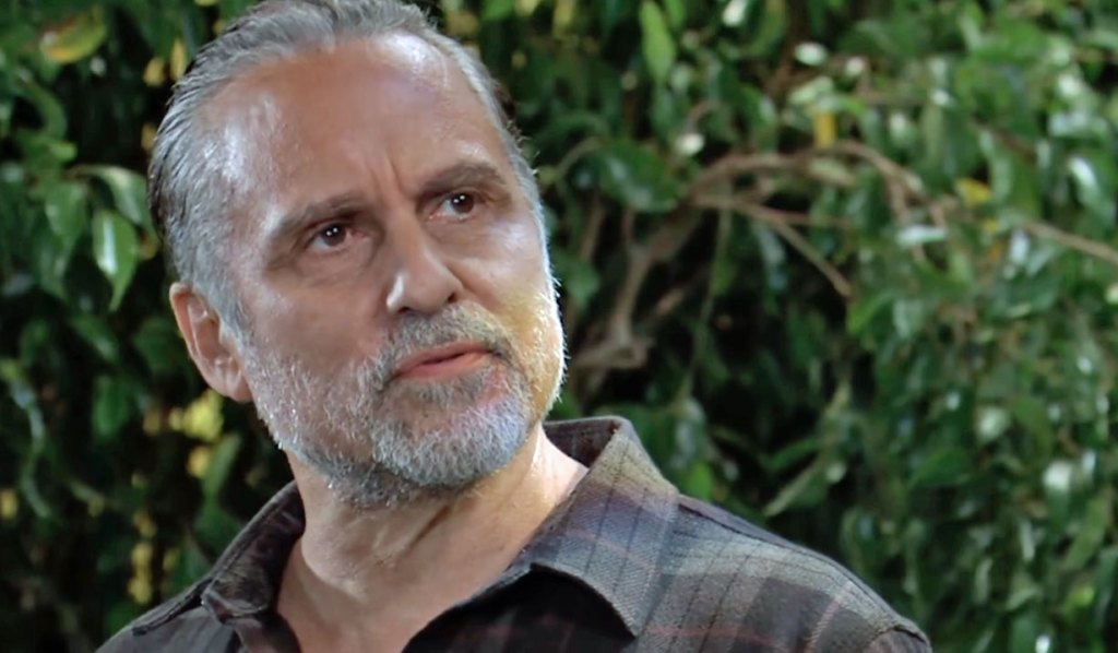 Mike questions Jax about his identity GH