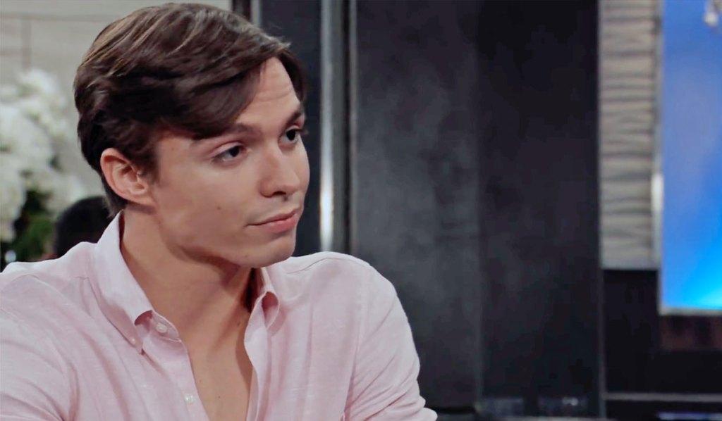 Joss confronts Spencer for lies GH