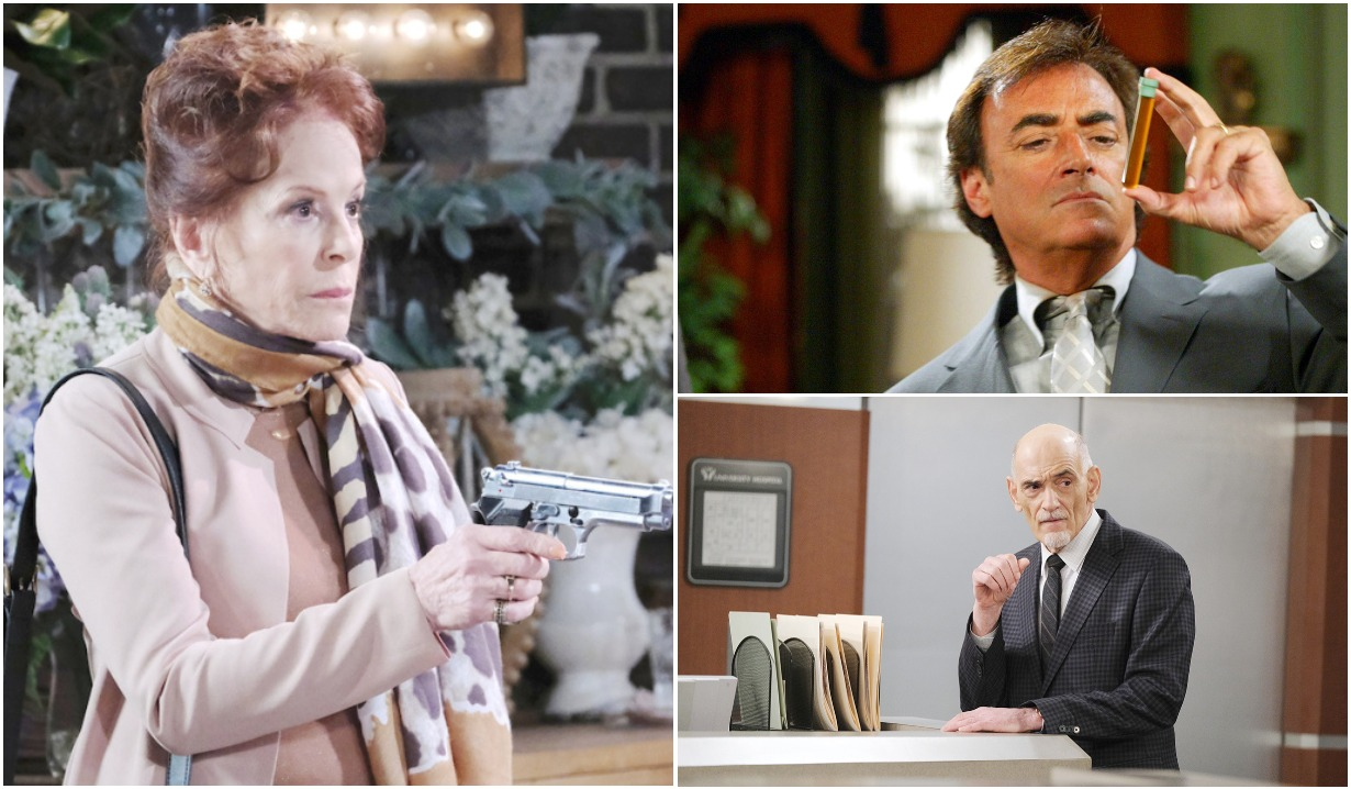 vivian, andre, rolf related gwen days of our lives