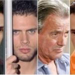 Adam, Nick, Victor, Billy suspects Y&R