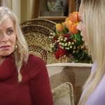Ashley, Abby react news Y&R