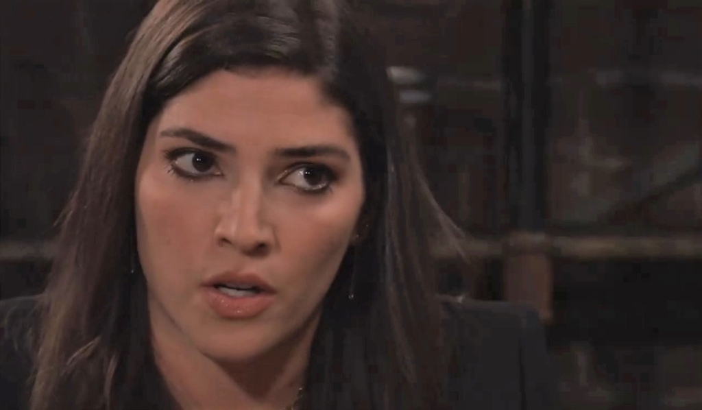Brook Lynn complains about Austin to Chase General Hospital