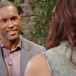 Carter and Katie connect B&B