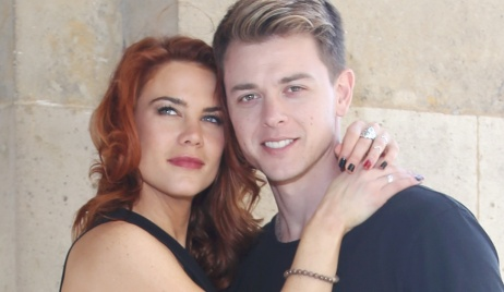 Courtney Hope, Chad Duell Y&R