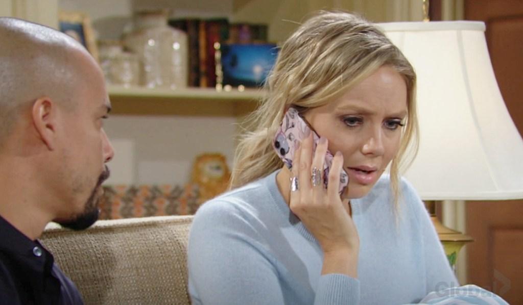 Devon, Abby call doctor Y&R