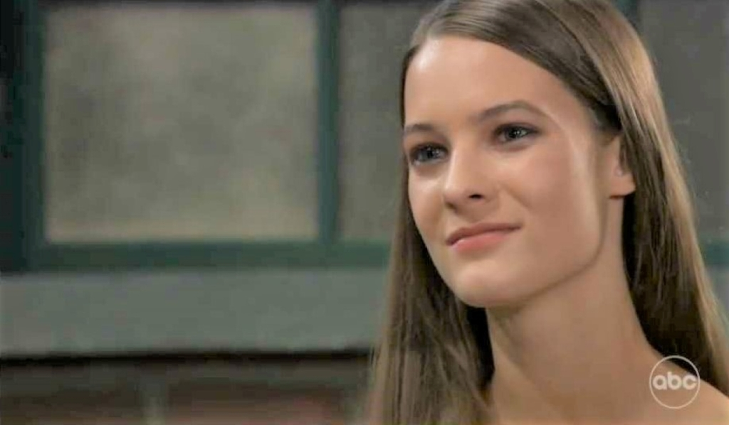 Esme apologizes to Cam and Joss outside Kelly's General Hospital