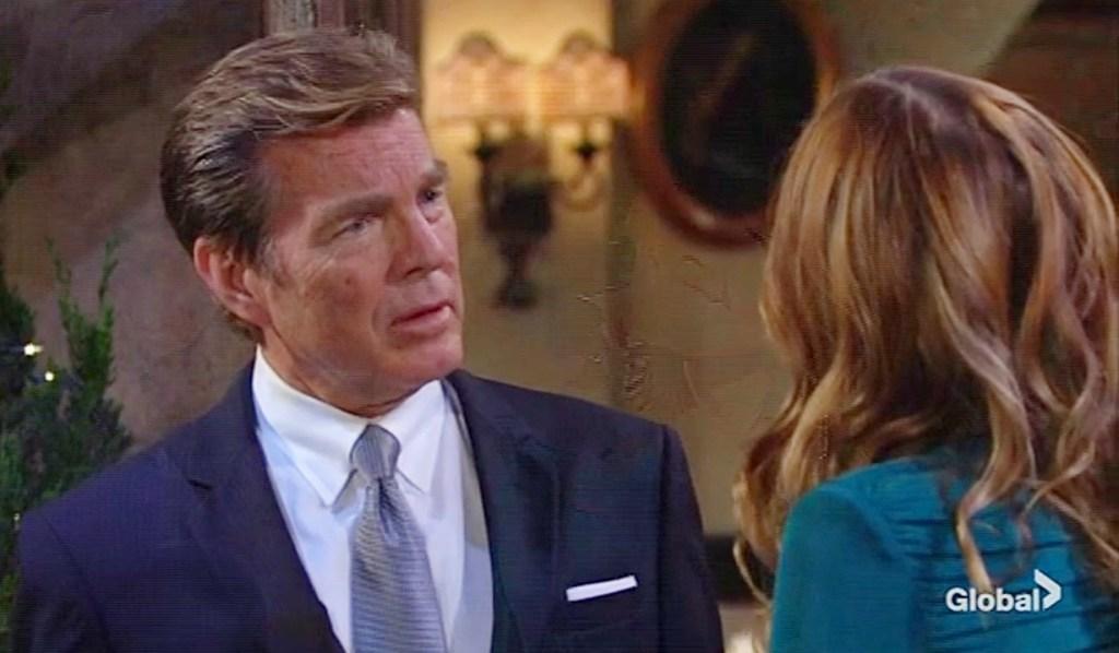 Phyllis reassures Jack Y&R