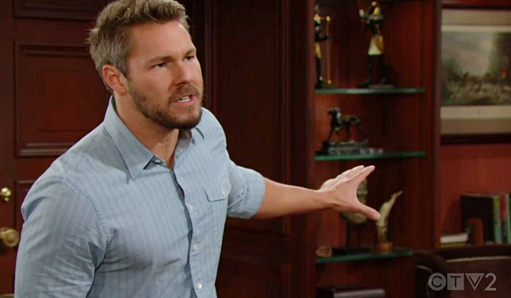 Liam orders Deacon out B&B