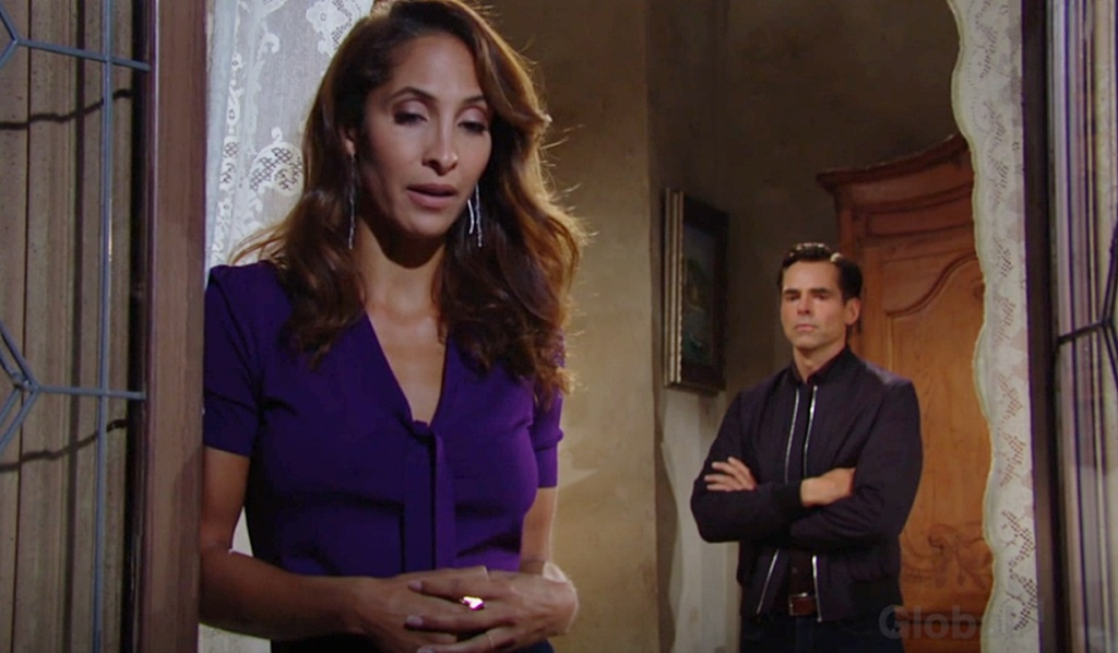 Lily, Billy we should leave Y&R