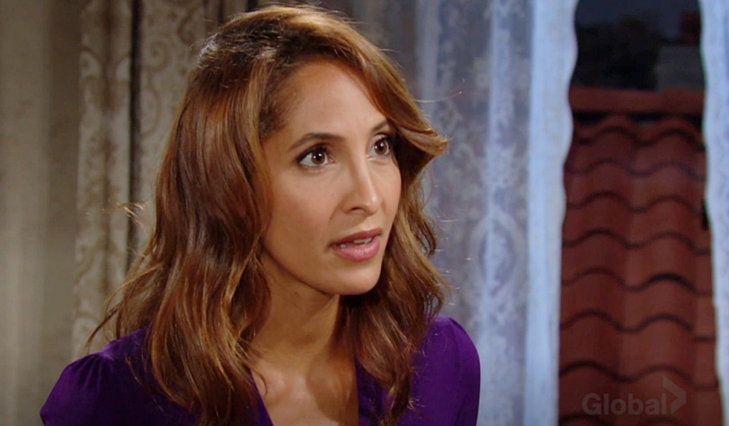 Lily ask Billy admit wrong Y&R