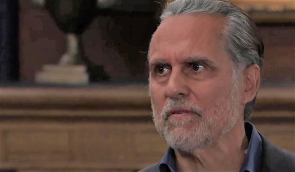 Sonny threatens Nikolas at Wyndemere General Hospital