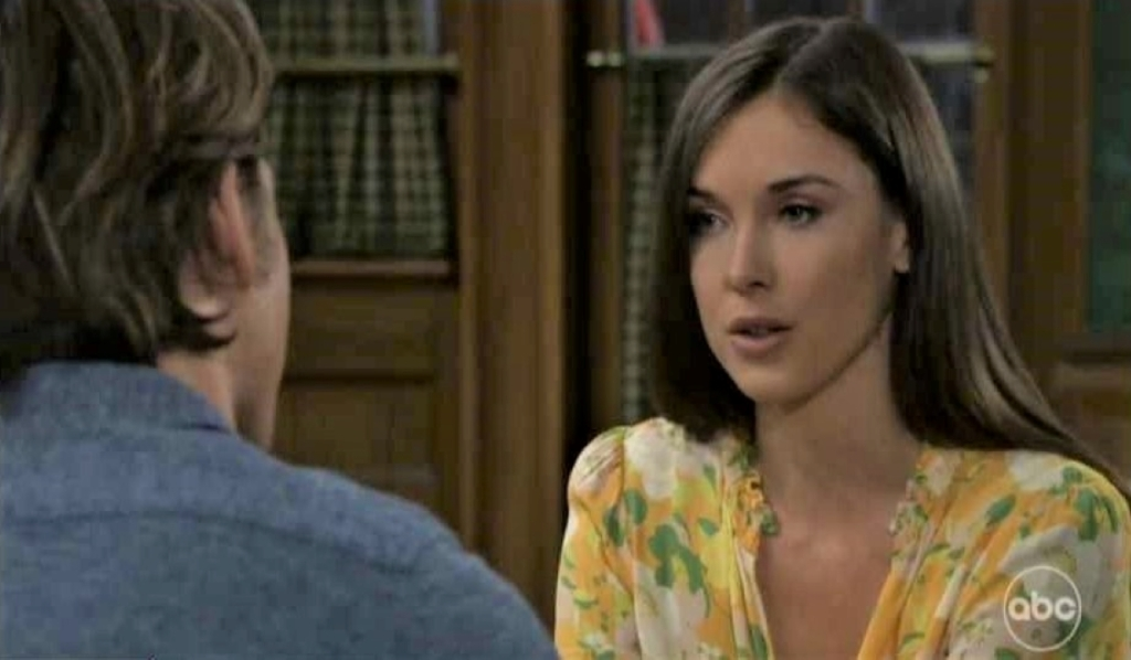 Willow and Michael learn what Nina did at Kelly's General Hospital
