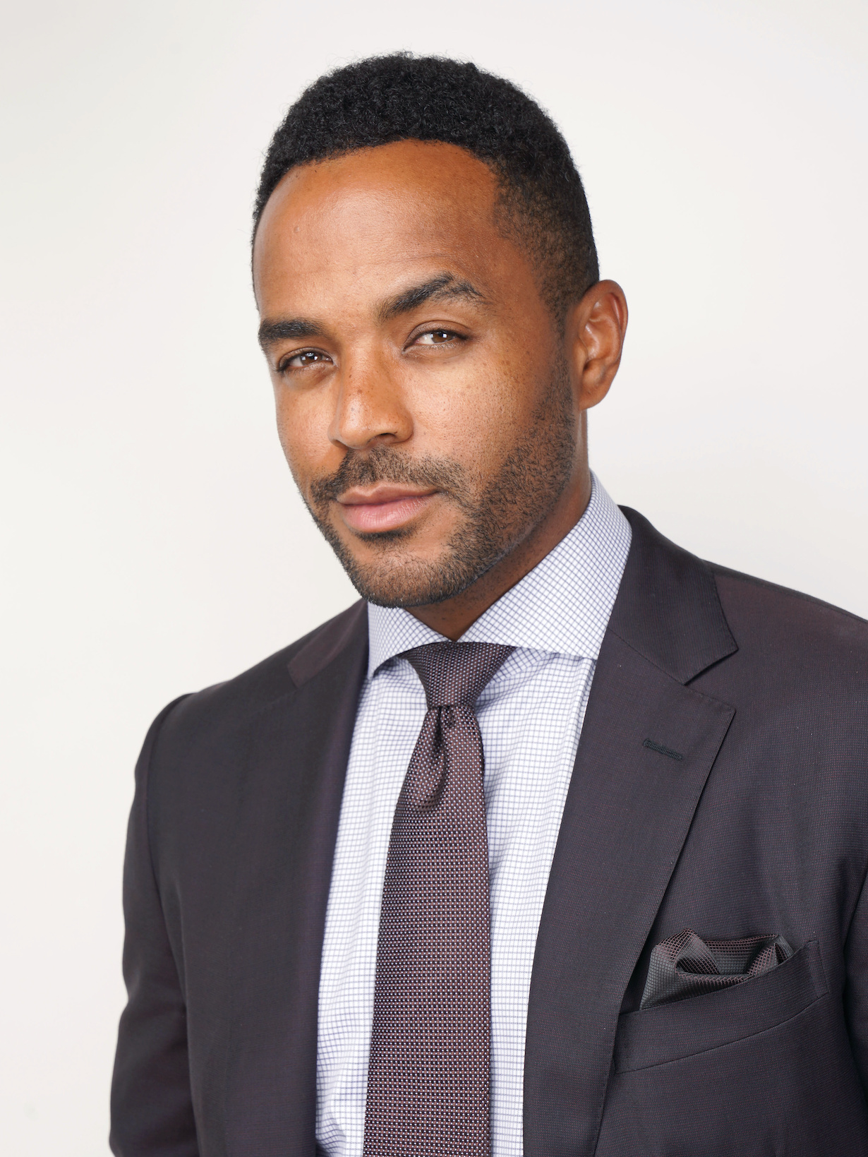 """Sean Dominic """"The Young and the Restless"""" Set CBS television City Los Angeles 09/01/21 © Howard Wise/jpistudios.com 310-657-9661"""