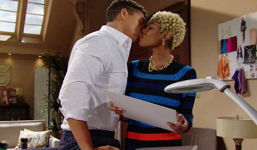 Zende kiss Paris B&B