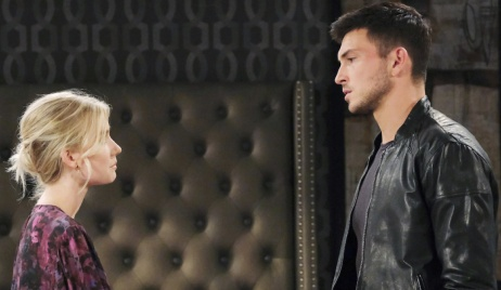 Ben refuses Claire's request on Days of Our Lives